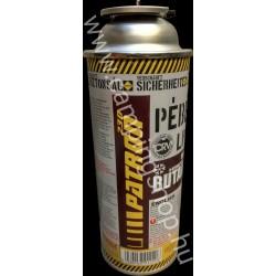 Pébégáz 230-gr os szelepes gázpatron