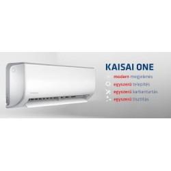 Kaisai ONE 2,6 kW oldalfali klima
