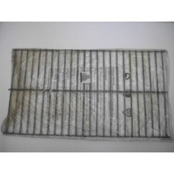 RBS grillhez lávakő rács